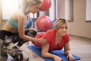 coach sportif personnel programme renforcement musculaire