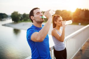 comment s'hydrater pendant le sport