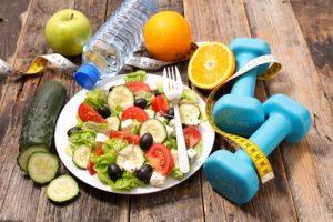 Hygiène alimentaire et sport, fitness, pour se sentir mieux.