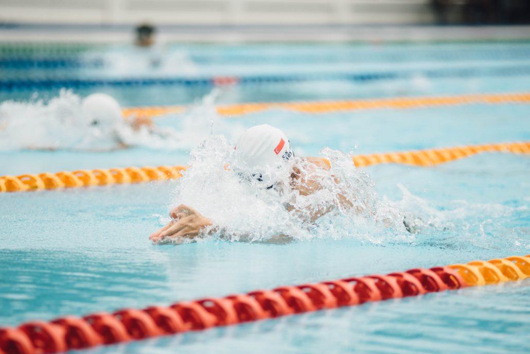 comment se muscler avec la natation