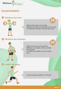 programme entretien physique